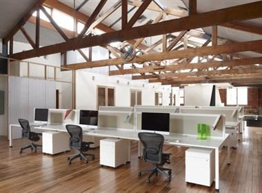 阳光活力办公空间--办公室设计