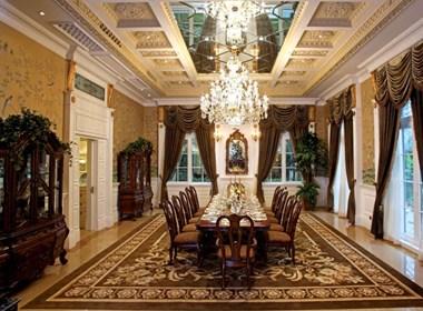 京基领域欧式奢华设计