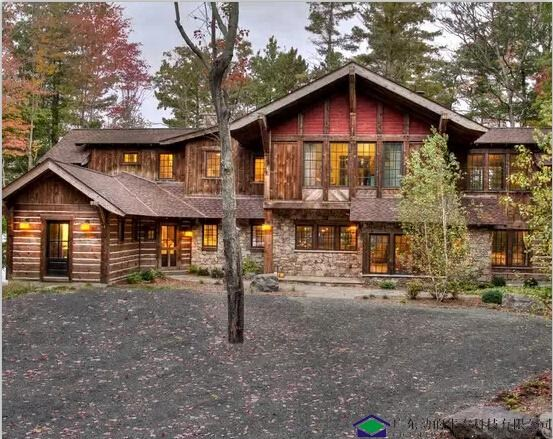 广东动的木屋欣赏,穿越童话的乡村木屋