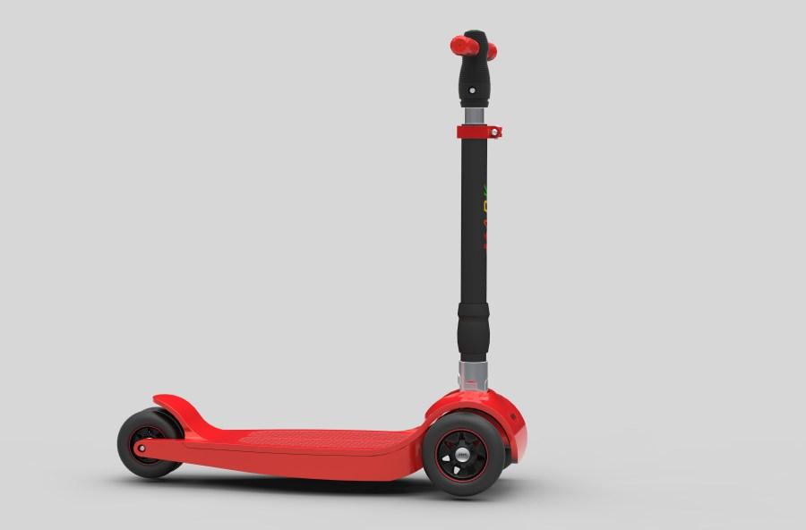 儿童滑板车设计