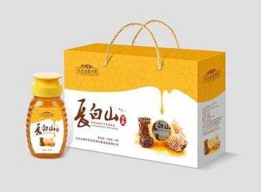 包装设计之蜂蜜包装设计