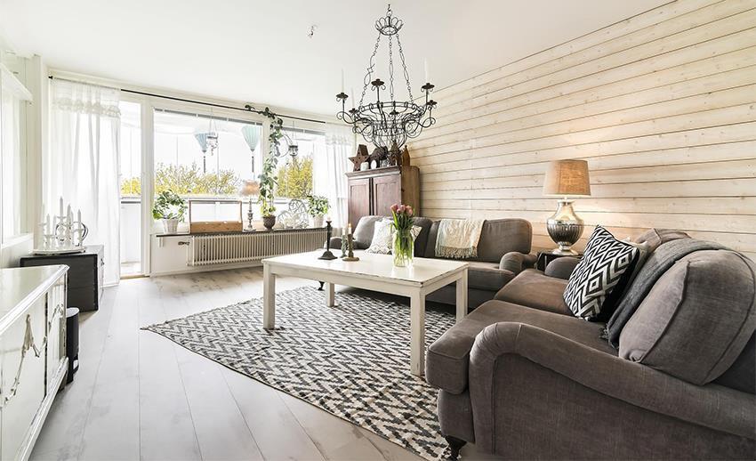 瑞典25平乡村风亲子公寓