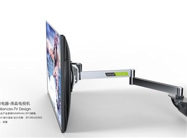 液晶智能电视-带支臂