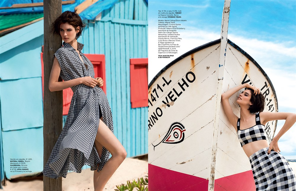Vogue ——夏日
