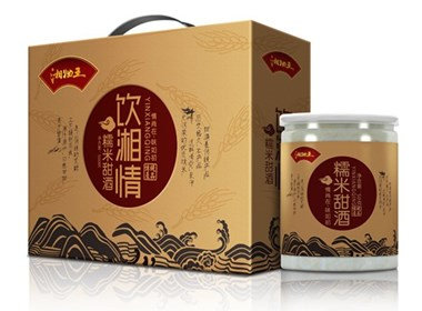 包装设计/食品包装设计-湘曲王 狼王文化