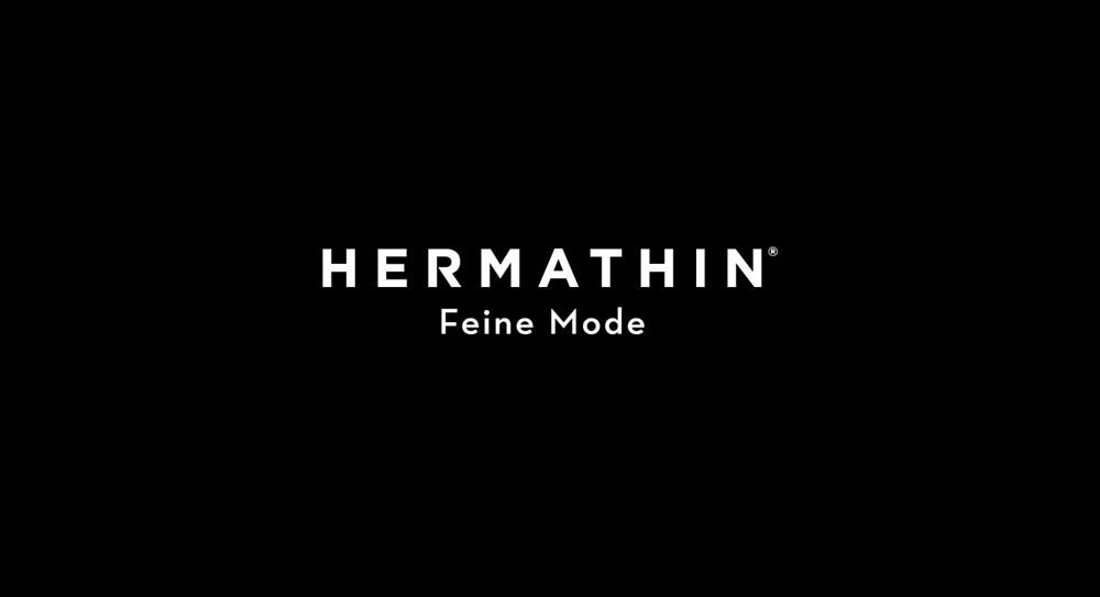 Hermathin精品男装企业VI设计