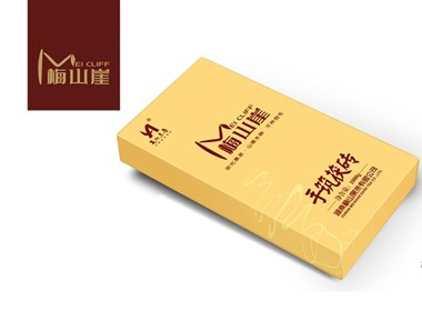 狼王文化案例 梅山崖-包装设计/茶叶包装设计/礼盒包装设计