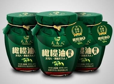 狼王文化案例 天马人-包装设计/食品包装设计/腐乳包装设计