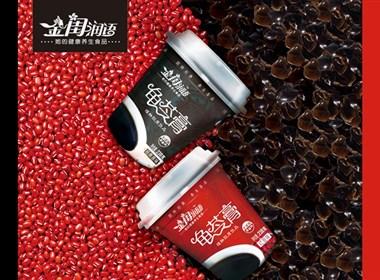 金闺润语 包装设计/龟苓膏包装设计/食品包装设计-狼王文化案例