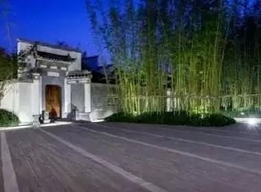时下最火热的新中式酒店设计