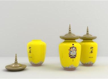 祁眉红茶设计