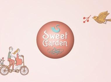 Sweet Garden 品牌形象设计