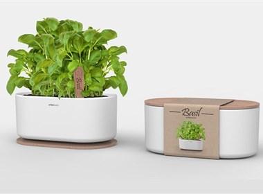 Urban Oasis绿洲园艺包包装设计