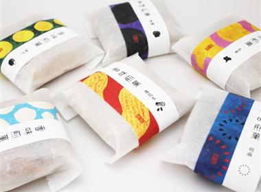 香味煎菓包装设计