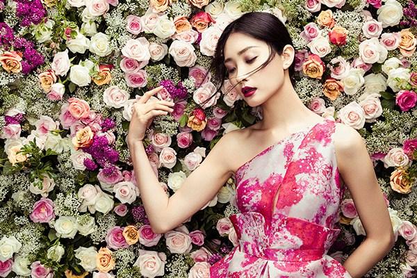 Phuong My Spring/Summer—ZHANG JINGNA