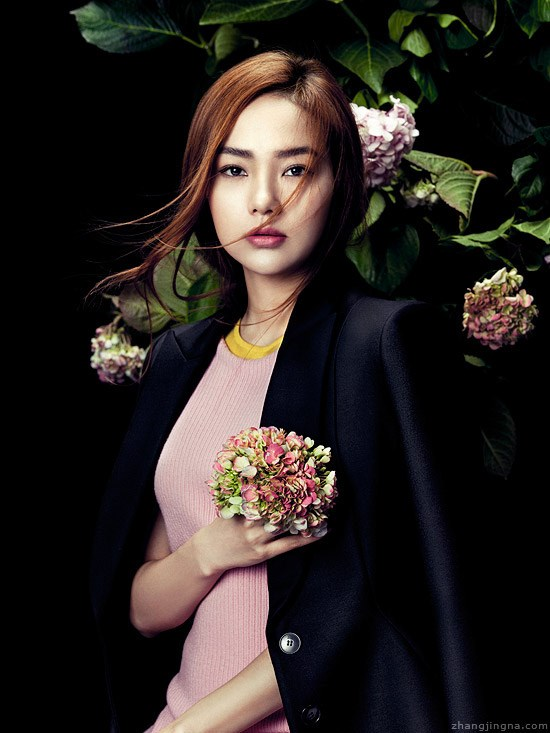 Elle Vietnam: Minh Hang——ZHANG JINGNA