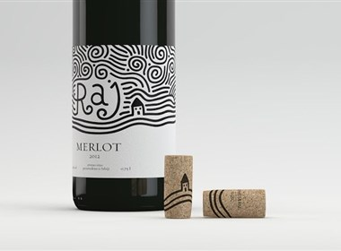 RAJ葡萄酒包装