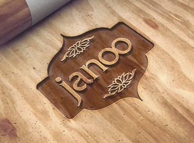 JANOO 锡兰红茶 标志及产品包装设计
