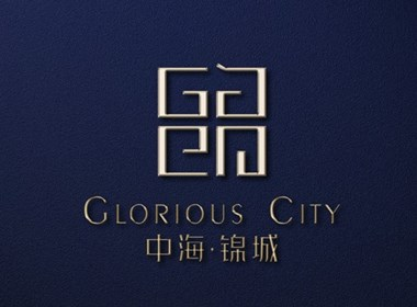 中海锦城地产品牌形象设计