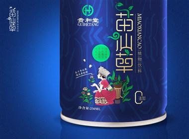 苗仙草饮料