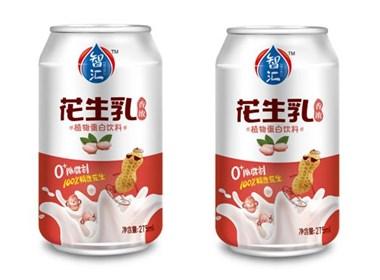 贵州火星人食品包装设计之营养植物蛋白饮料产品包装设计