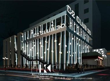 雷煊-C2 CLUB-香港原创空间设计