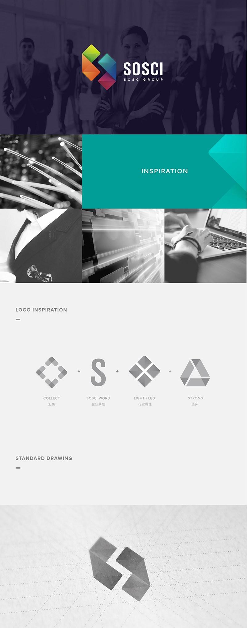 索赛科技公司品牌形象升级