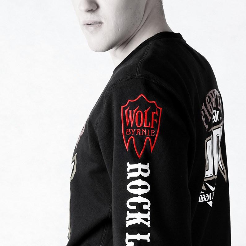 自由怒放吧!狼甲服饰品牌及系列服饰设计