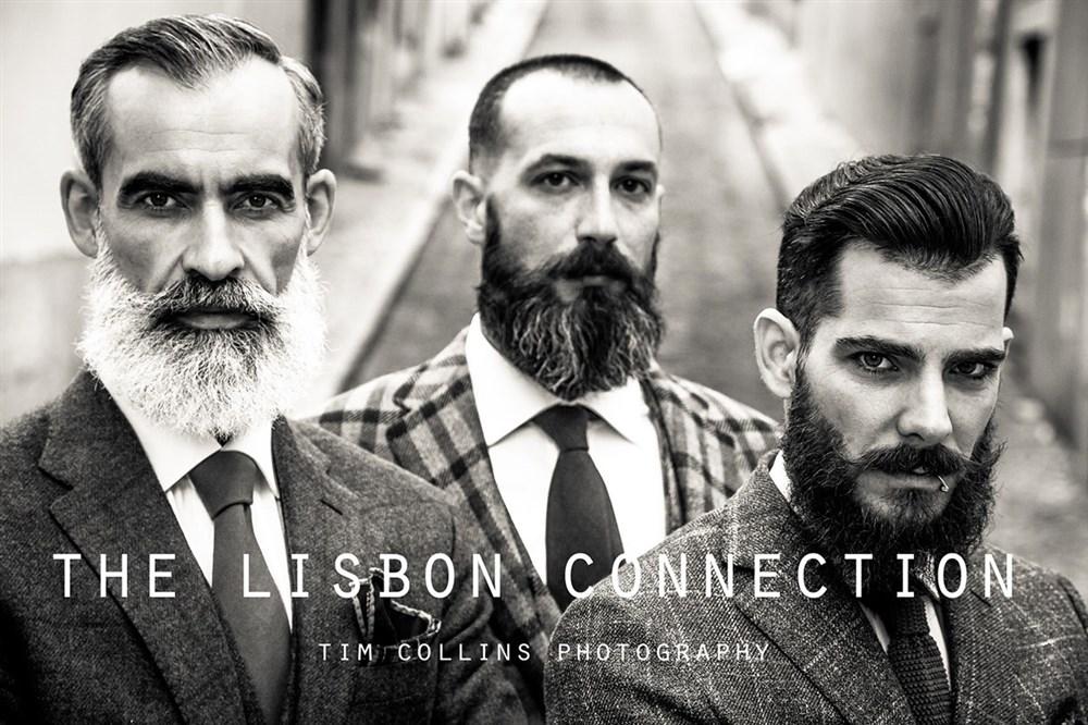 The Lisbon Connection—你需要一套西装