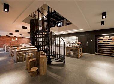 Coach餐厅兼咖啡厅