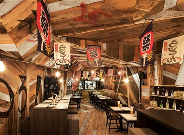 Kinoya 餐饮空间设计