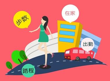 我的路APP全新视觉设计-APP引导页-UI设计-www.sj520.cn