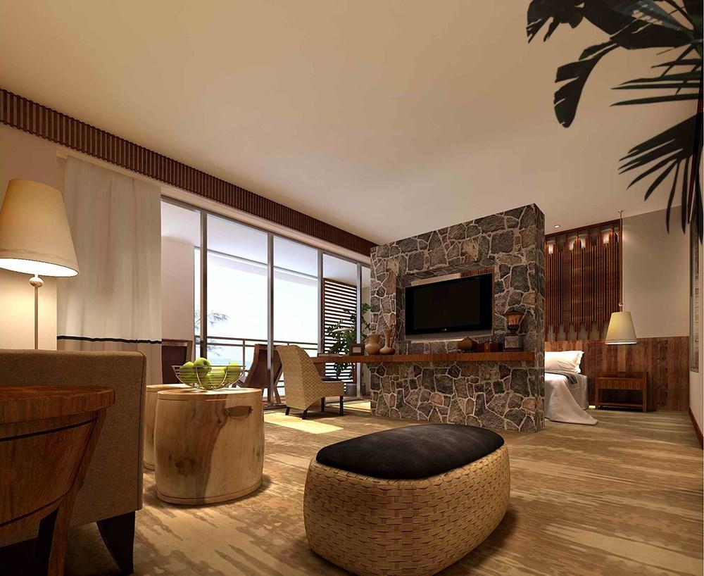 德阳度假酒店设计-中国设计网