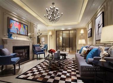 都市精灵,浪漫优雅|昆明海伦国际菲诺区欧式风格样板房设计