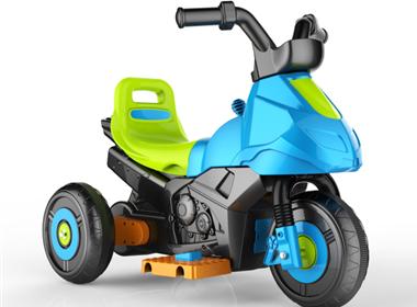 青檬设计顾问机构-车车仔玩具童车