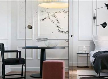 艺术家 X 建筑师 : 博物馆级的艺术主题酒店