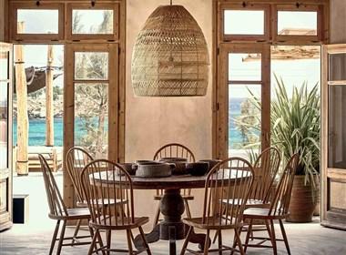 波希米亚风格的室内设计