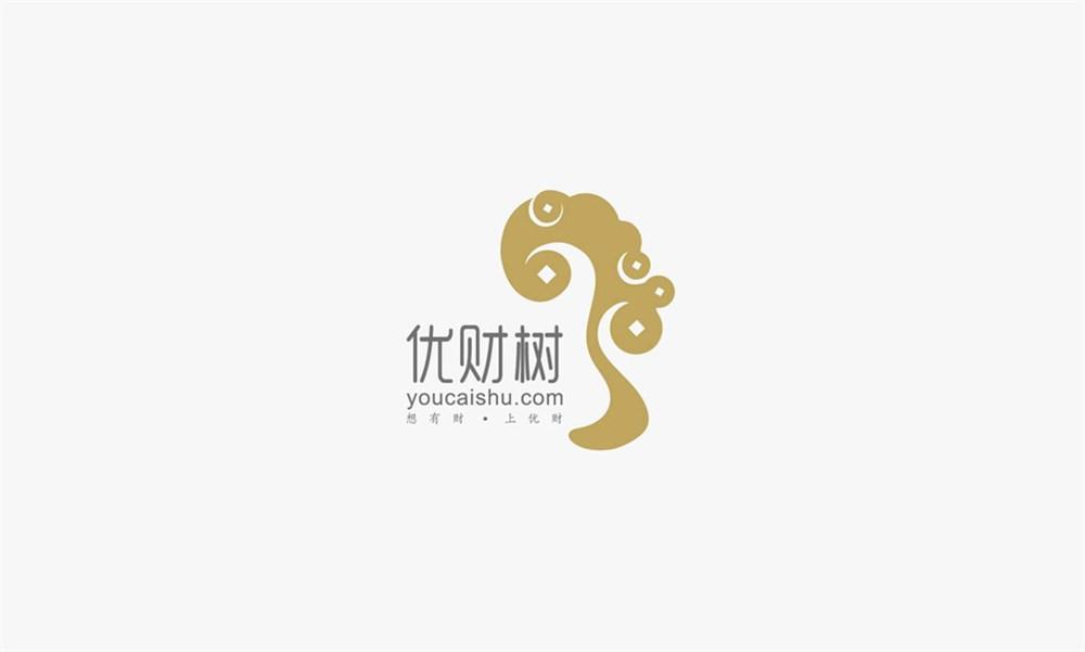 北京优财树投资管理有限公司品牌形象升级LOGO设计