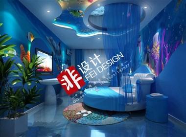 郑州艾唯尔主题酒店设计