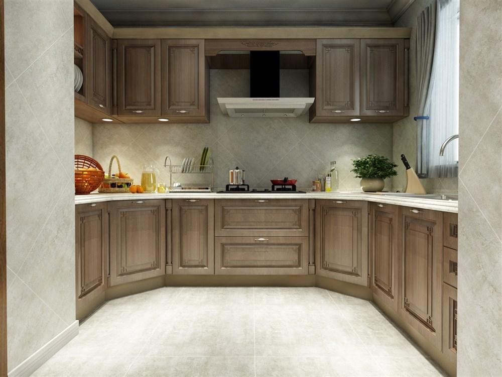 商业厨房设计效果图