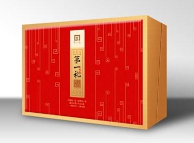 第一礼|高尚生活元素&养生包装设计