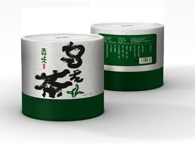真味乌龙茶包装设计