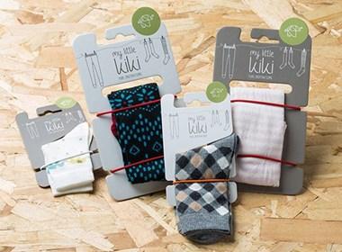 儿童袜子创意包装设计