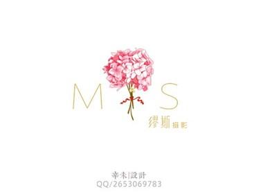 MIS(缪斯摄影)logo 辛未设计