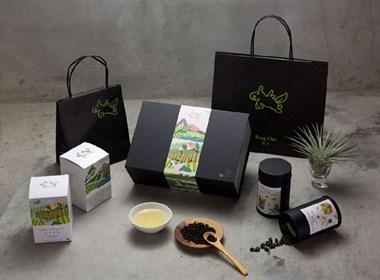 台湾设计师Nio Ni美丽的茶包装作品欣赏