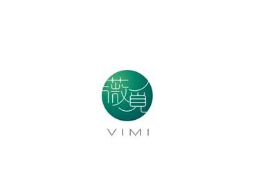 薇觅VIMI(高端礼服定制)品牌logo|辛未设计