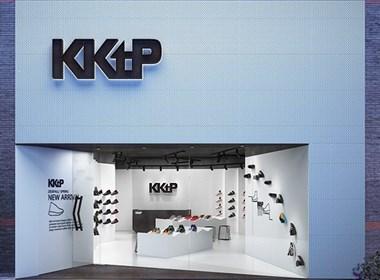 KKTP 鞋店 杜贝品牌设计 KKTP shoe store guangzhou by dobest design