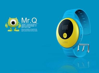 欧蒙 | 儿童手表设计