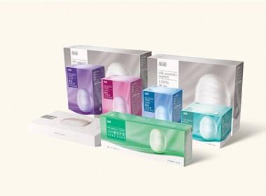 茧爱——蚕丝卫生巾包装设计