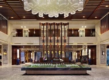 清远卧龙五洲世纪城新中式风格销售中心设计